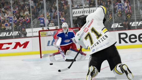Jaquette de NHL 16 : Le roi de la glace ?