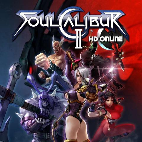 Jaquette de SoulCalibur II HD Online, la renaissance d'un mythe
