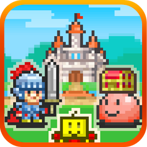 Jaquette de Dungeon Village - Quand Sim City rencontre l'univers du RPG 16 bits sur Android