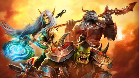 Jaquette de Order & Chaos 2 Redemption : le MMO d'une génération mobile ?