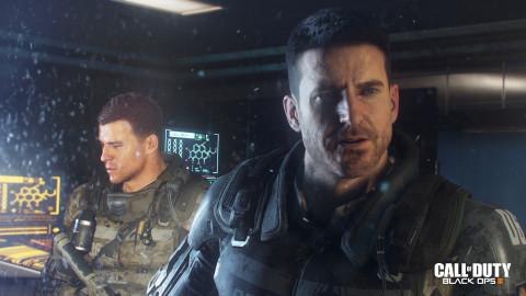 Jaquette de Call of Duty Black Ops 3 : Une partie du casting dévoilée
