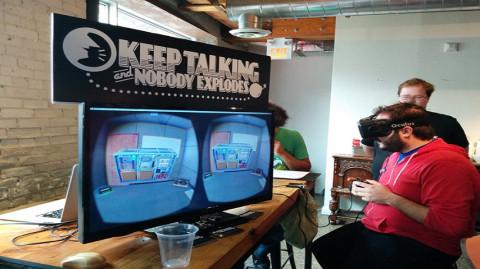 Jaquette de Keep Talking and Nobody Explodes - Désamorcer des bombes en VR