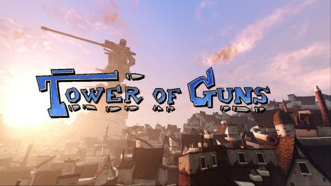 Jaquette de Tower Of Guns - Sortie des versions boîtes