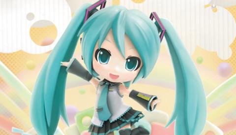 Jaquette de Hatsune Miku : Project Mirai DX - La star Vocaloid débarque sur 3DS