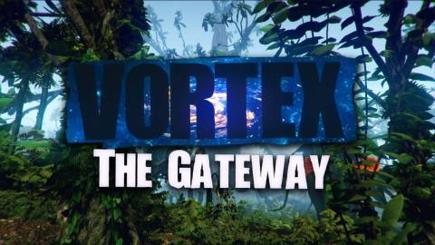 Jaquette de Vortex : The Gateway - Le survival-horror de science-fiction sur PC