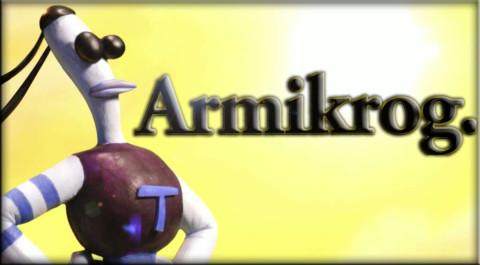 Jaquette de Armikrog : un Point&Click en Stop Motion !