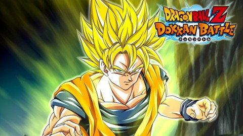 Jaquette de Dragon Ball Z Dokkan Battle : Puzzle-RPG & Kamehameha