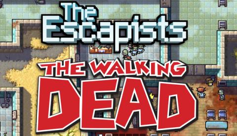 Jaquette de The Escapist : The Walking Dead (Puzzles, pixels et... zombies !) sur PC