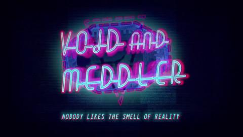 Jaquette de Void and Meddler, le Point'& Click glacial sur PC