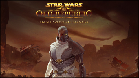 Jaquette de Star Wars The Old Republic : Knights of the Fallen Empire