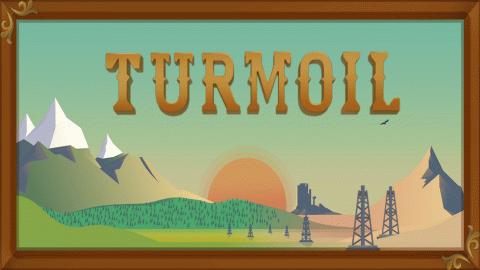 Jaquette de Turmoil, devenez le roi du pétrole ! sur PC