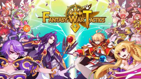 Jaquette de Fantasy Wars Tactics : un RPG déjà-vu mais plaisant