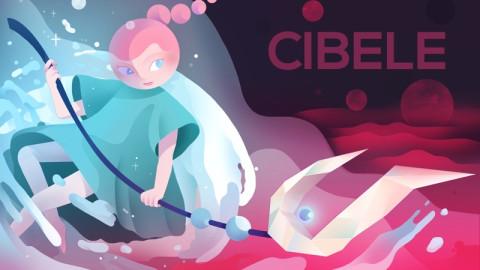 Jaquette de Cibele - à la découverte d'une des aventures amoureuses de Nina