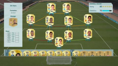 Jaquette de FIFA 16 - FUT : Les équipes hybrides