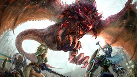 Jaquette de Découvrez Monster Hunter X en live ce soir à 19h