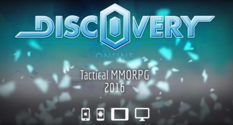 Jaquette de Discovery Online, un MMORPG indépendant attendu pour fin 2016