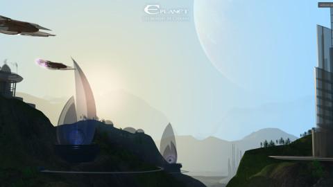 Jaquette de Eplanet : Un jeu de stratégie spatiale tour par tour peu commun sur Web