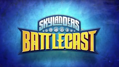 Jaquette de Skylanders Battlecast : Jeu de cartes et Combats en arènes