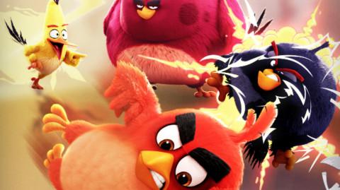 Jaquette de Angry Birds Action! Les oiseaux se mettent au rase-motte sur iOS