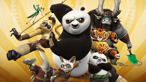 Jaquette de Kung Fu Panda : Le Choc des Légendes, le Smash Bros multi-support ?
