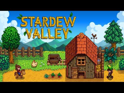 Jaquette de Stardew Valley : énième jeu de niche ou chef d'oeuvre? sur PC