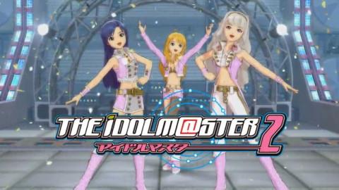 Jaquette de The Idolmaster 2 (import)