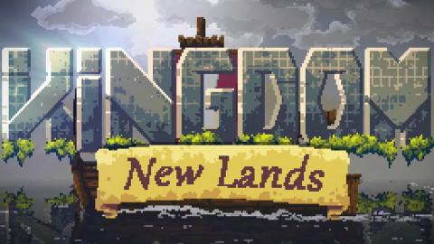 Jaquette de Kingdom : New Lands : Va, souverain, conquis ces terres avant qu'elles ne te conquièrent sur PC
