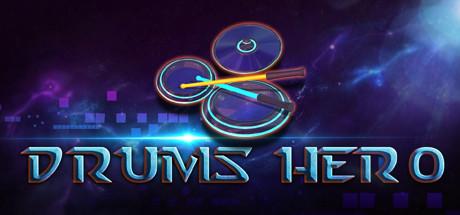 Jaquette de Drums Hero : De la batterie en réalité virtuelle sur PC