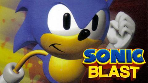 Jaquette de Oldies : Sonic Blast, un épisode pas si indispensable que ça
