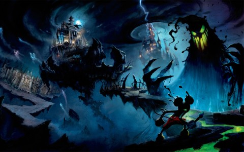 Jaquette de Epic Mickey HD : le remake PC en développement par des fans