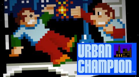 Jaquette de Oldies : Urban Champion, simpliste et redondant !