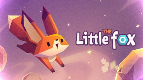 Jaquette de The Little Fox, un runner sur les traces du Petit Prince sur iOS