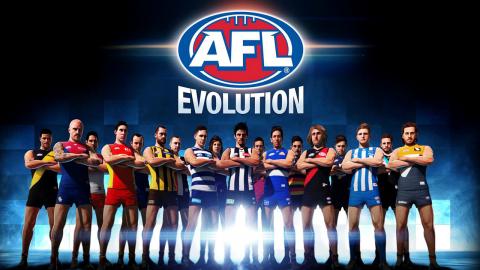 Jaquette de AFL Evolution n°1 des ventes de jeux en Australie pour sa sortie !