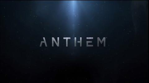 Jaquette de Anthem dévoile de nouveaux visuels
