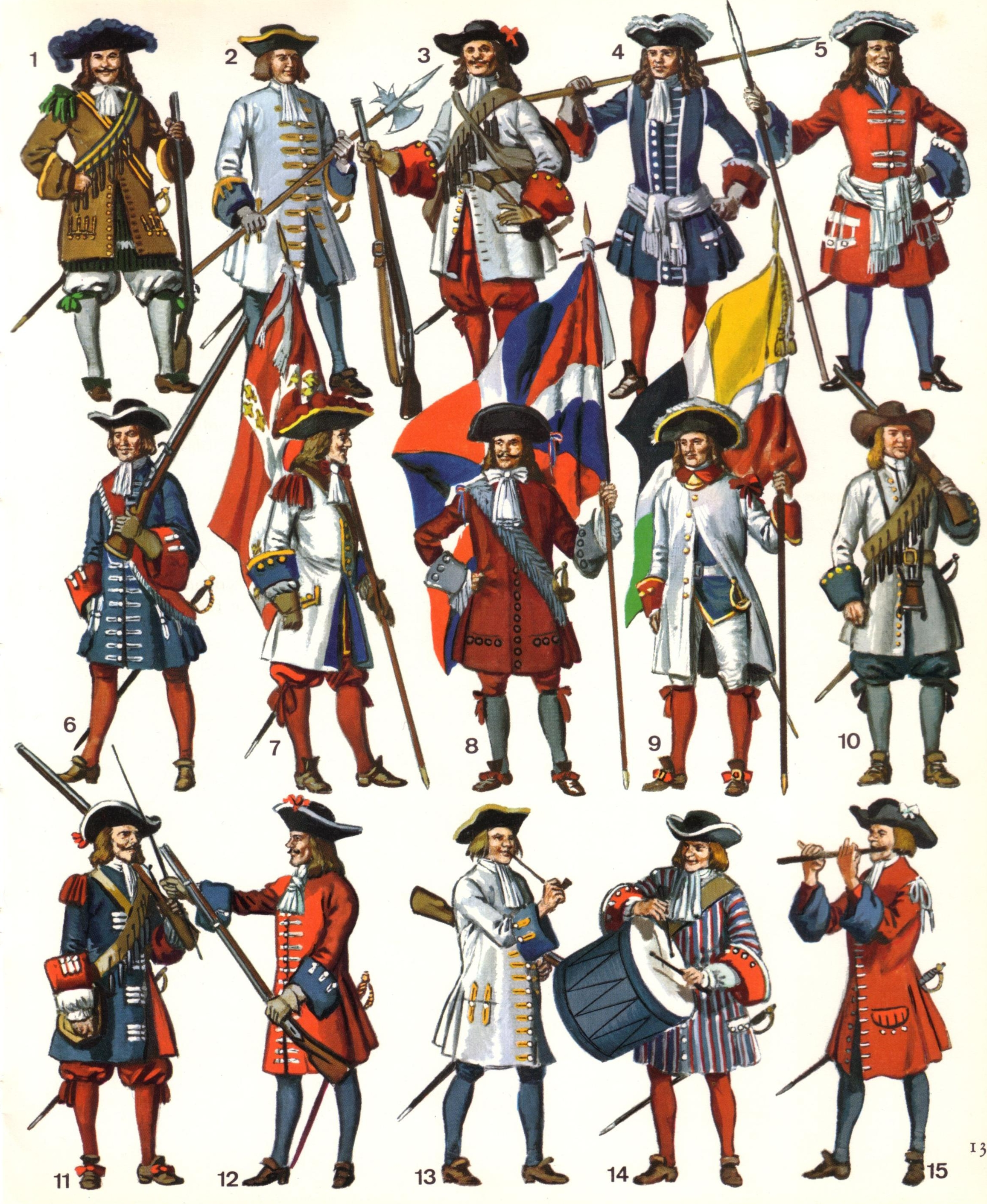 1000 images about costume militaire 17 me si cle on pinterest for Le mousquetaire du meuble