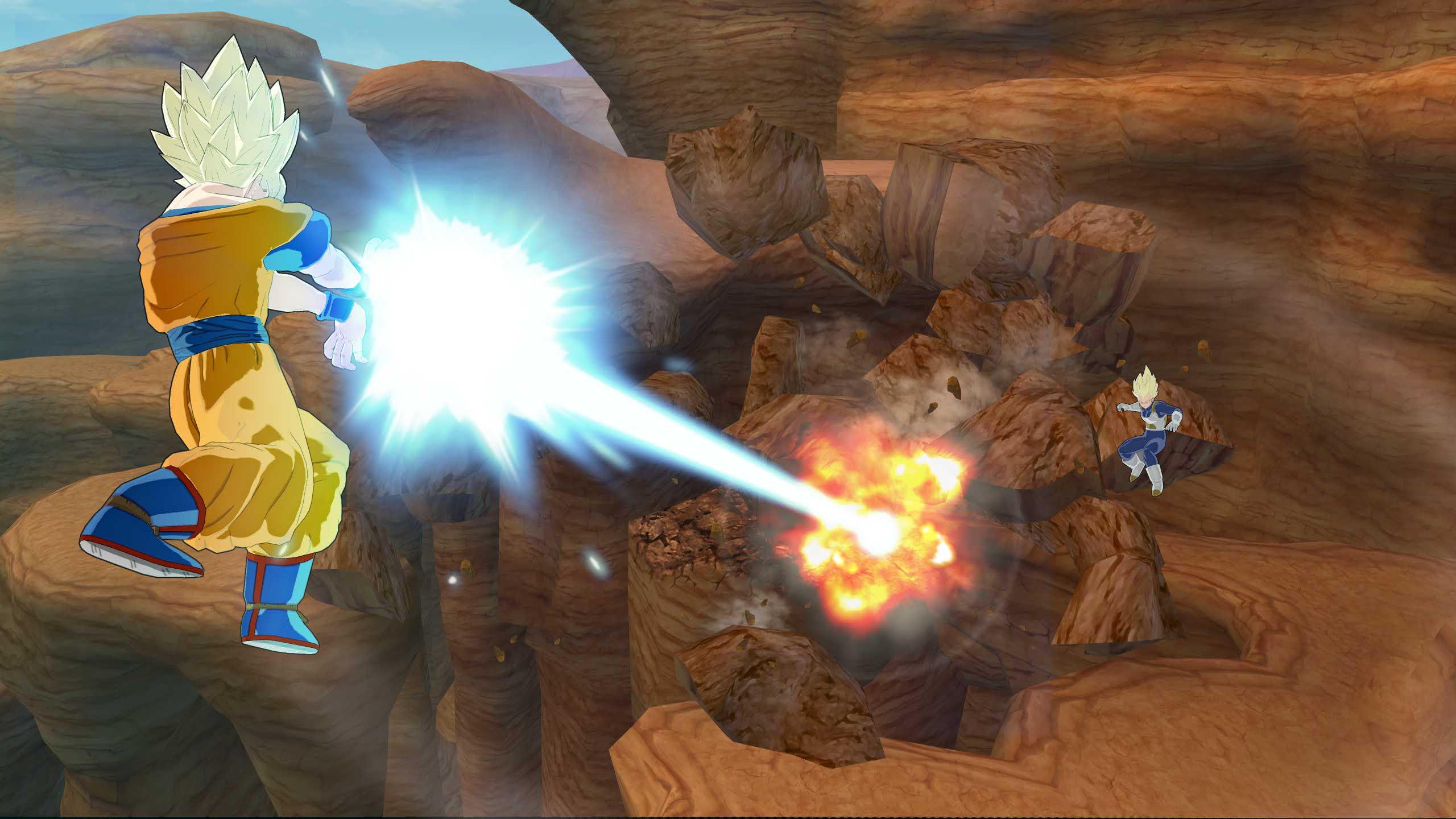 Dragon Ball Raging Blast ps3 et x box 360 Image_26092504