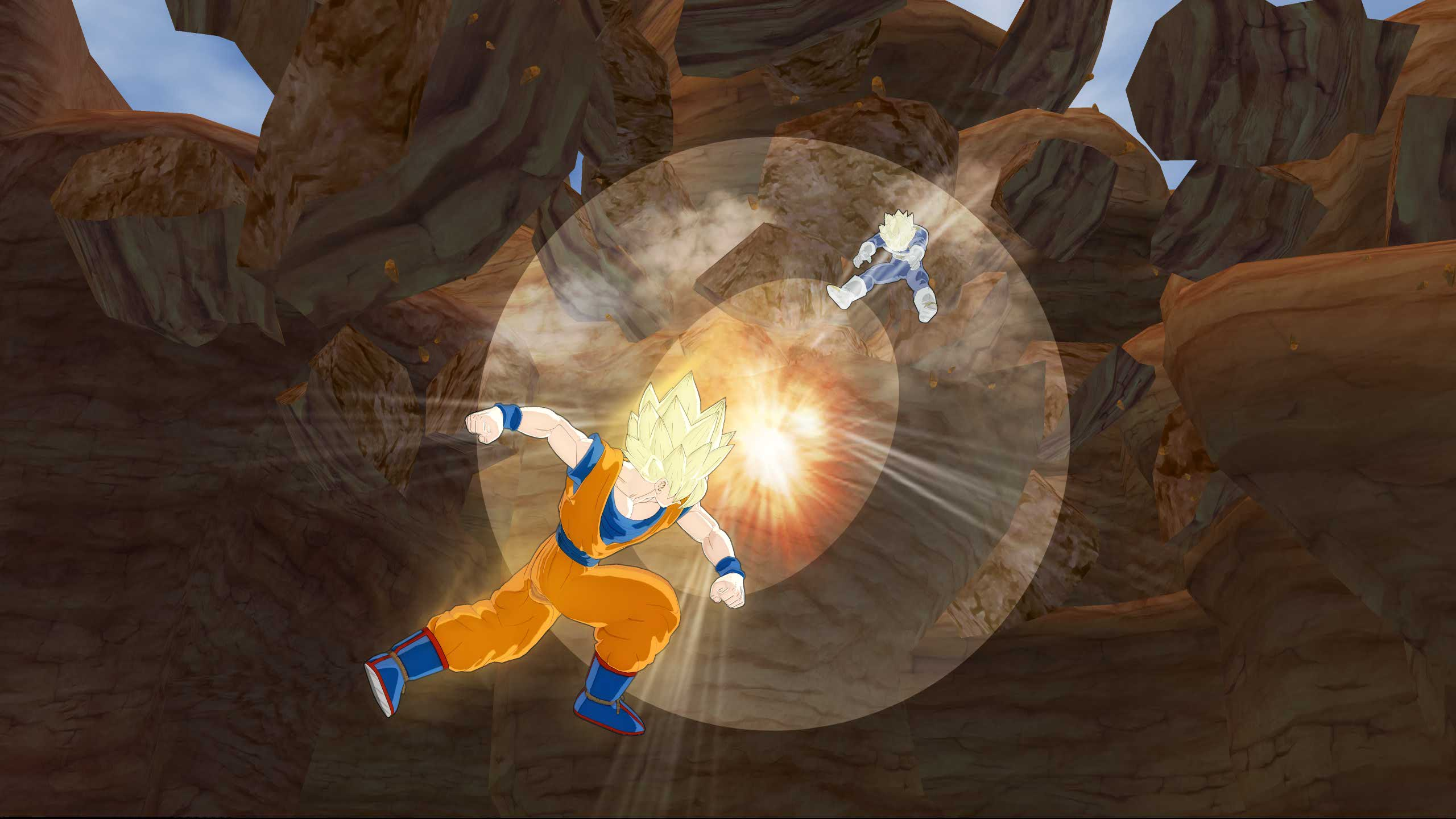 Dragon Ball Raging Blast ps3 et x box 360 Image_36081359