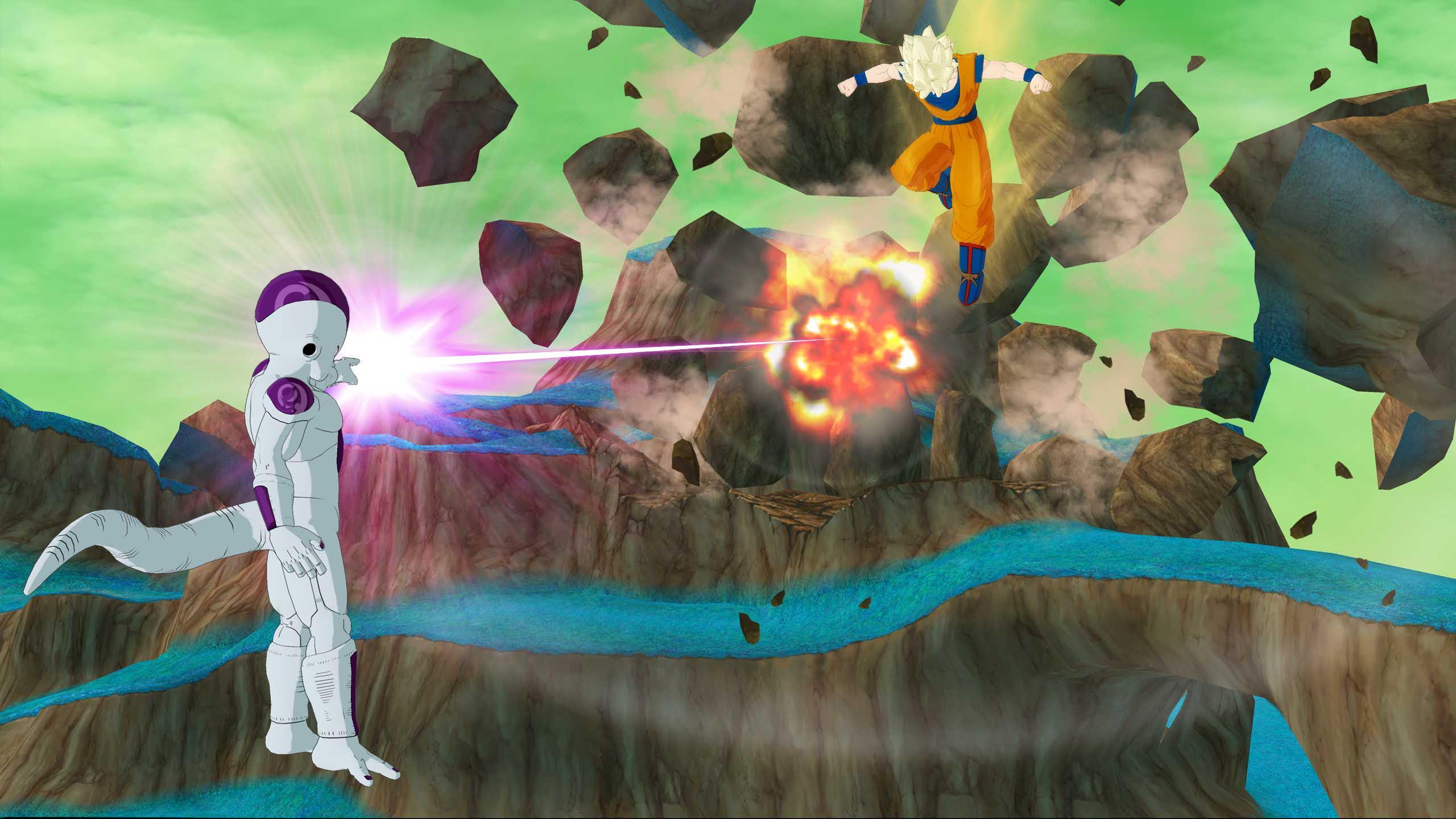 Dragon Ball Raging Blast ps3 et x box 360 Image_38005895