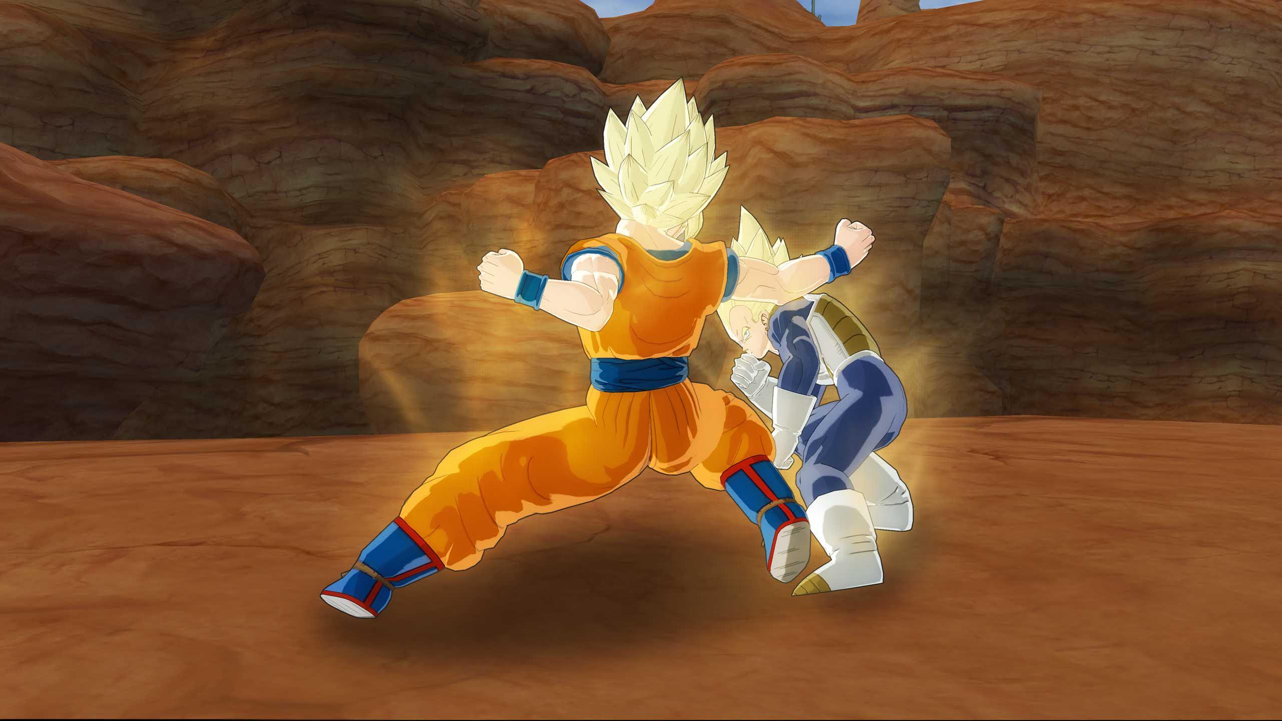 Dragon Ball Raging Blast ps3 et x box 360 Image_46054333
