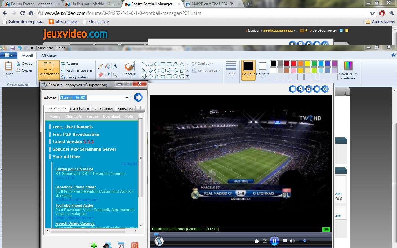 C Est Le Must sopcastc'est le must :( sur le forum football manager 2011 - 16