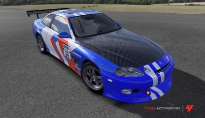 Lexus SC300 drift [B499] Sc300-641fd32211