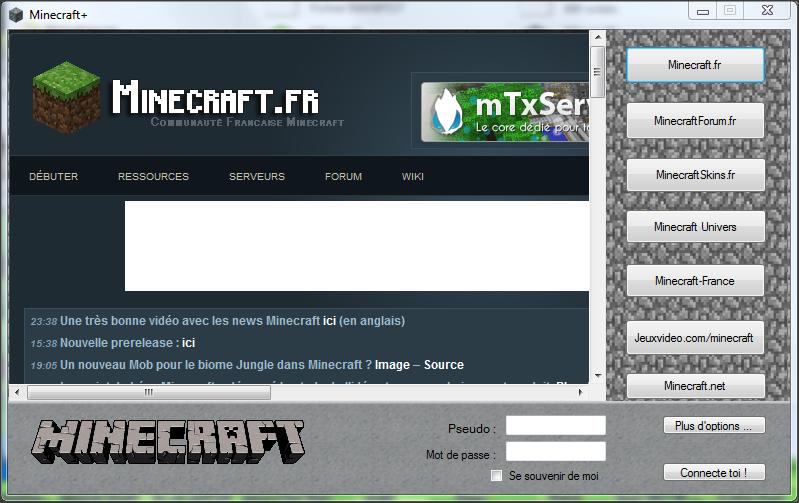 Minecraft launcher goldmods скачать - 1f3