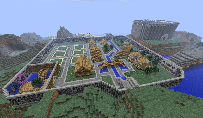 ma ville pour mon futur serveur sur le forum minecraft 13 04 2012 10 09 11 jeuxvideo