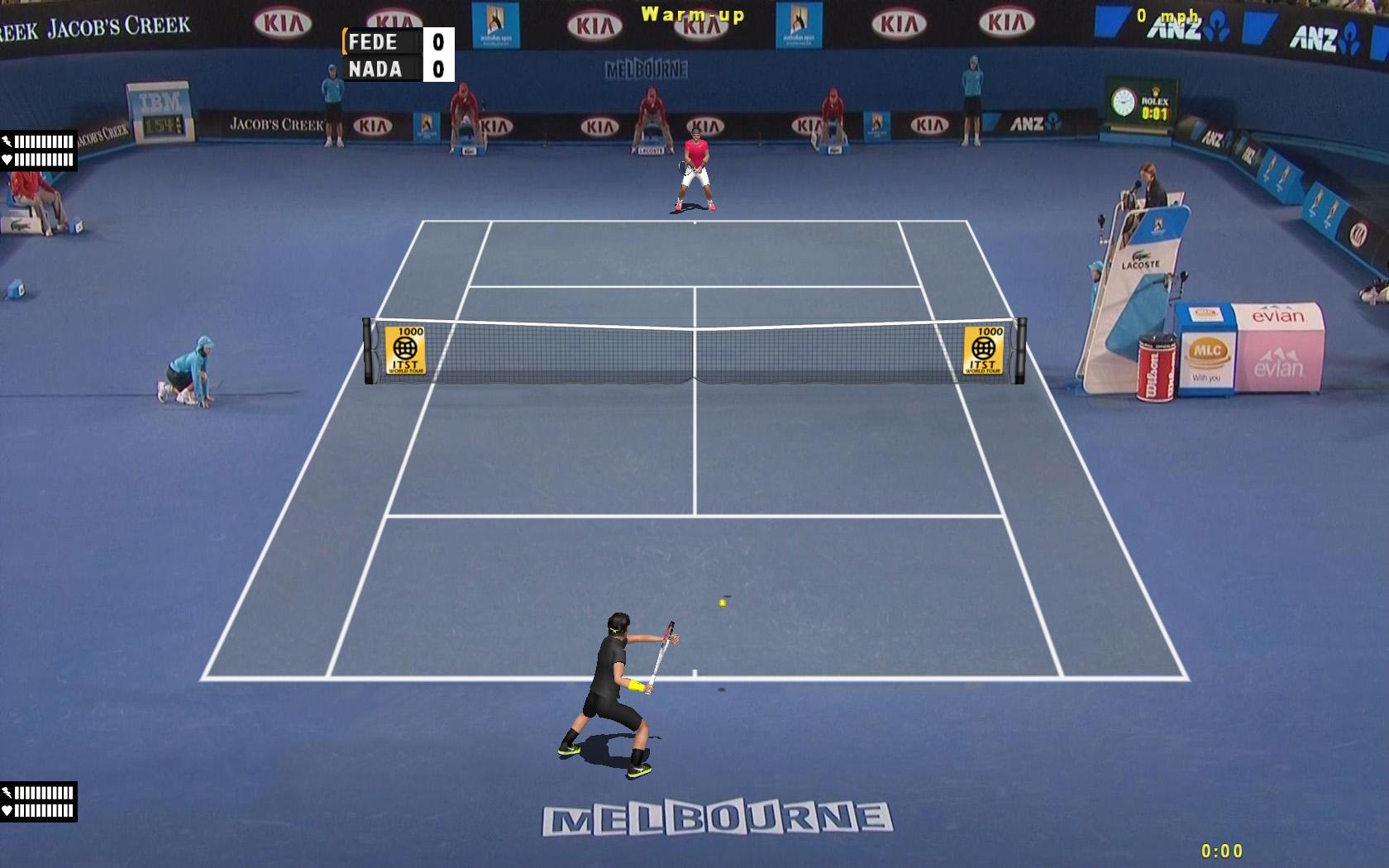 Tennis Elbow 2011 Mana Games
