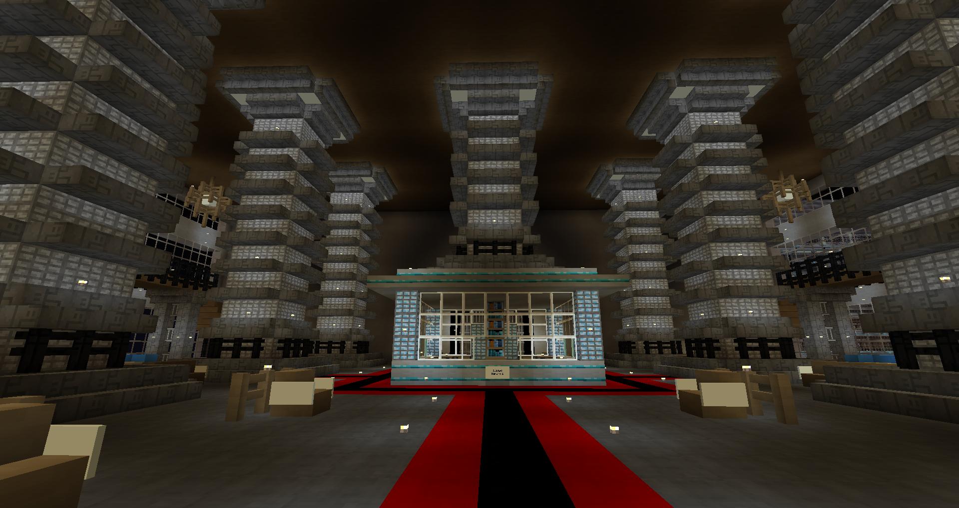 Minecraft space station schematic minecraft get free for Minecraft base blueprints