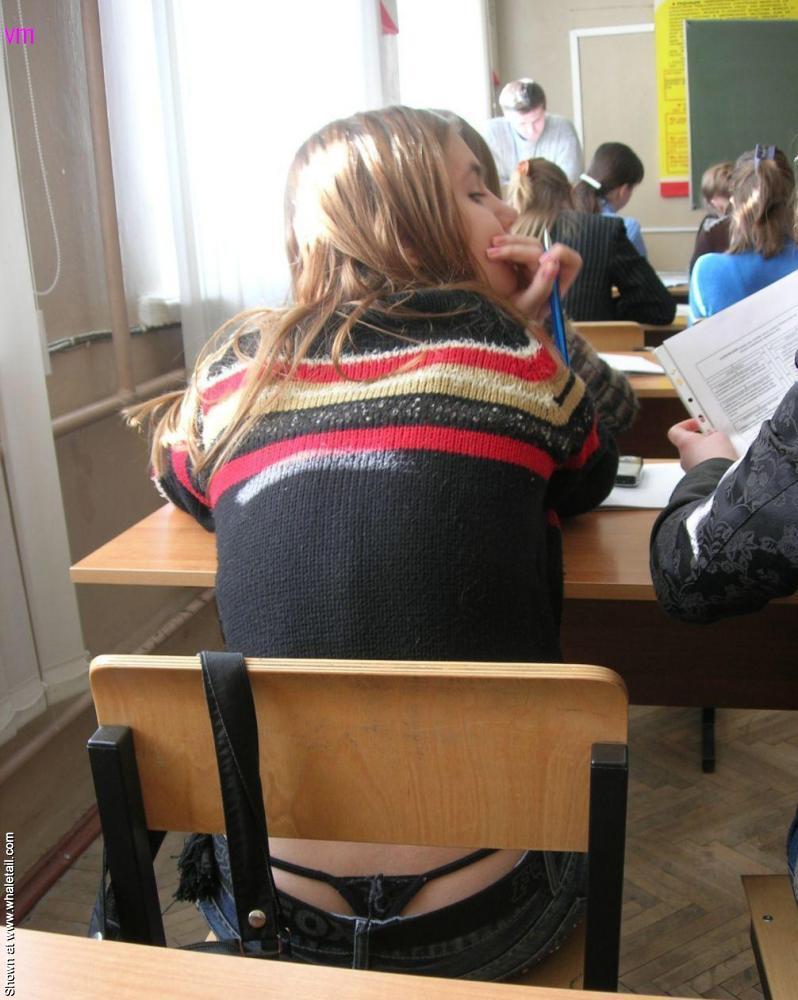 Fille Se Concentrer En Classe Sur Le Forum Blabla 15 18 Ans 22