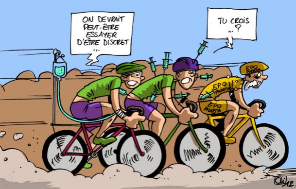 l u0026 39 influence du dopage dans le sport