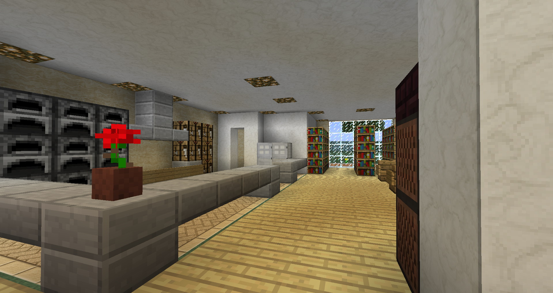 Villa minecraft ! sur le forum minecraft   24 02 2013 22:16:23 ...