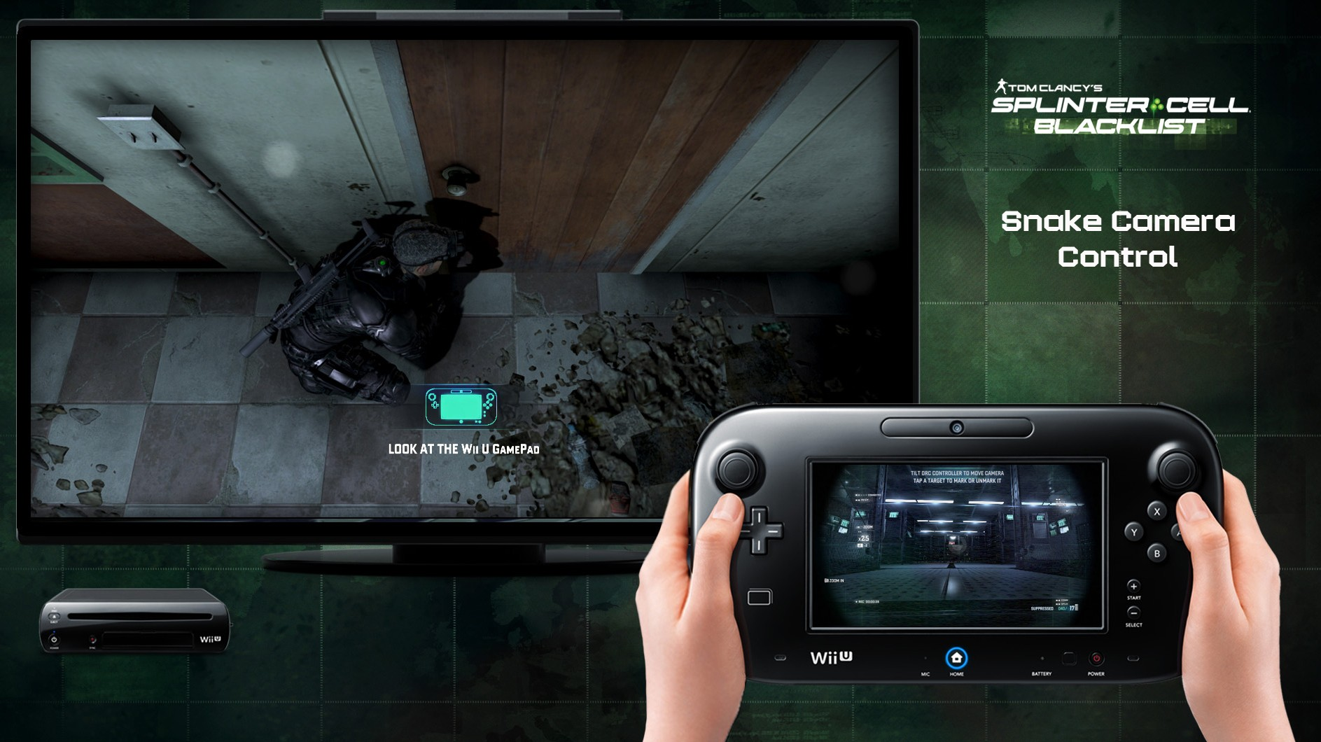 splinter cell blacklist is coming to the wii u | forums
