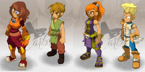 Des personnages de séries en skin de Dofus ! Ça donne quoi ? ;D 1369441533-scoobydoo-cprt